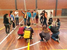 Atividades realizada junto ao Clube de Desbravadores - Águia da Serra / Gramado-RS.