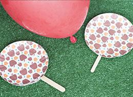 Tênis de Balão