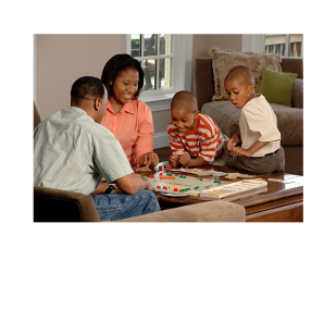 Atividades para famílias